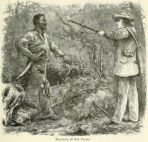 Nat Turner -Nat_Turner_captured