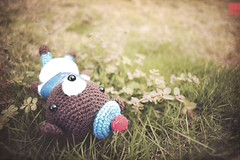 Memories and Dreams (happykiddo [dead]) Tags: bear toy nikon dof teddy bokeh voigtlander sl ii 20mm 365 skopar f35  d700