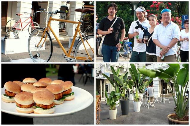 Tokyo Bikes Launch -  Assort