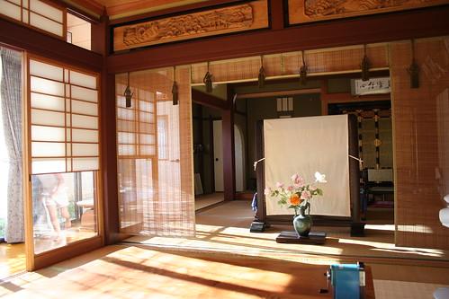 Tatami house