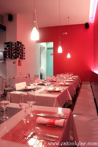 Interior, Restaurante Tamarind