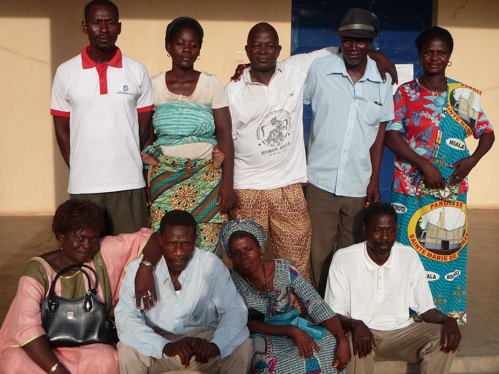 Comité pour la mise en place d'une interprofession des céréales au Togo