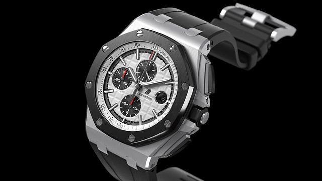 Audemars Pigeut Royal Oak Offshore Chronograph:王者霸相 - 7