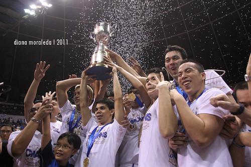 UAAP Season 74 Champions: Ateneo Blue Eagles