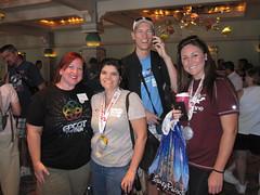 Zanna, Sid, Andrew & Nicole