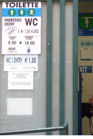 pay-toilet