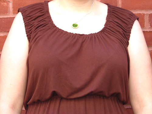 Peasant Dress Bodice