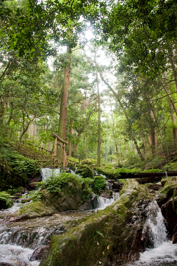 瓜割の滝|福井県若狭町