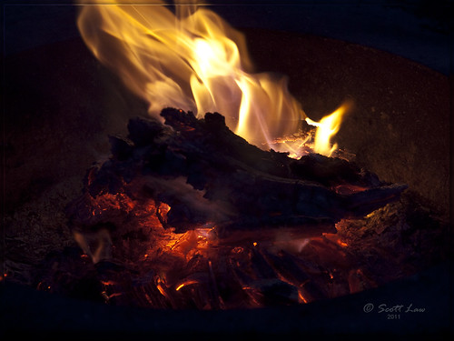 Campfire by Just Used Pixels