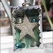 Soldered trinket box Sparkling star