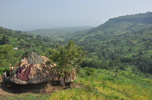 Around Sipi: Eastern Uganda