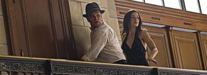 Matt Damon, George Nolfi, Emily Blunt, The Adjustment Bureau
