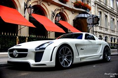 FAB Design SLS Gullstream (DenGraphy) Tags: fab white paris design exotic sls weis topspot carspot gullstream