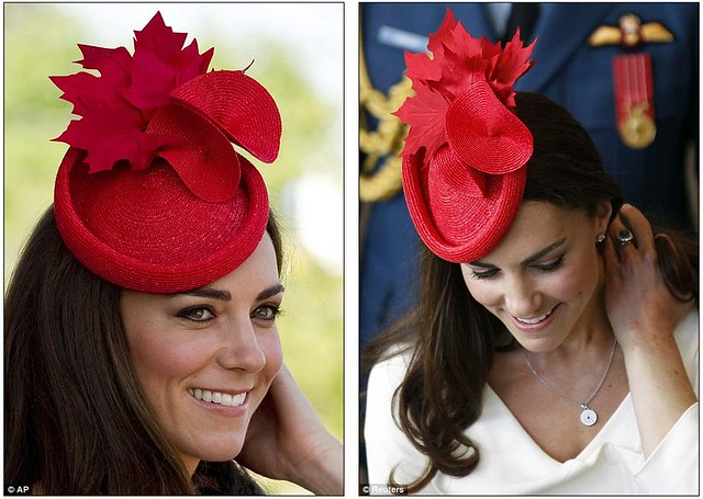 Purple princess Kate pulls off another fashion triumph as half a million turn out in Canada 7