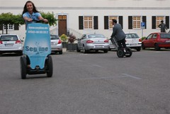 segway e-mobilty Event (segway bodensee) Tags: party am event segway bodensee fahren segwayparcour