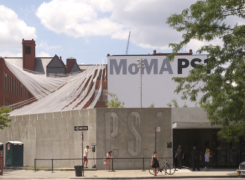 MoMA PS1 Entry Kiosk
