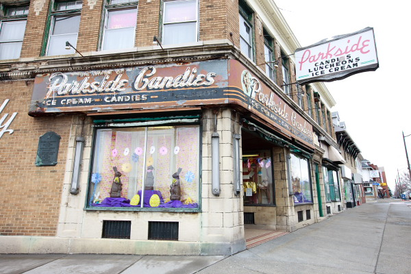 parkside candies