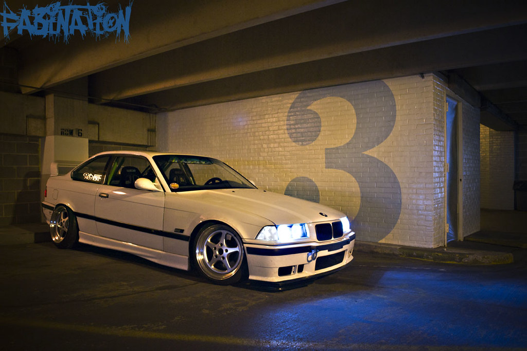 Fs Ft 1995 Bmw M3 S52 Caged Gutted Slammed Nissan