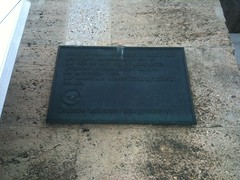 Photo of Bronze plaque number 7451