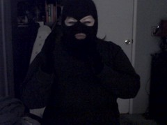 denise (The Cat Burglar) Tags: people black male female clothing lovers clothes masks crime gloves theif sneaky burglar sneaking theives burglars