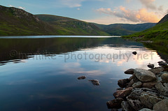 "Loch Lee - Glen Esk 2 (""Mr Mike"") Tags: mountain lake mountains water landscape scotland nikon scottish loch tamron polariser d90 mrmike glenesk lochlee tamron1750f28 1750f28 mrmikephotography"