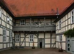 Museumsinnenhof AltstadtCarrée (Gerd Bilow!) Tags: citylife altstadt zentrum eberswalde barnim landbrandenburg gerdbilow altstadtcarrée
