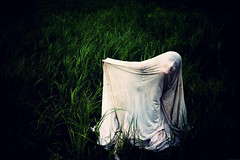 The fear inside (Maria Nenenko) Tags: white green forest fear terrible horror terror dread afraid mariam dolgopolova mariamdol