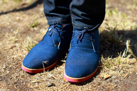 bluestripe_shoes - san francisco street fashion style