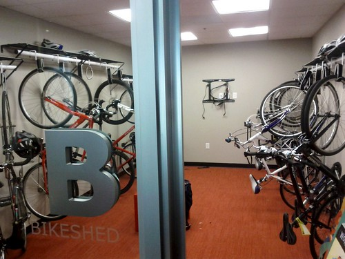 Day 187 - Bikeshed Turned Bikeshed