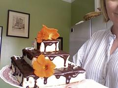 Birthday Cake by Hollie