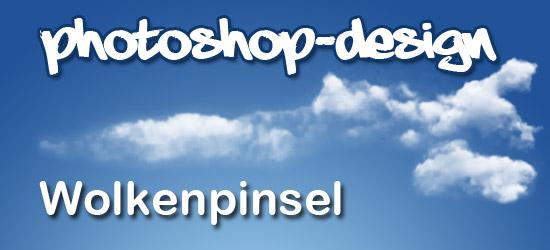Adobe Photoshop Wolken-Pinselspitze erstellen