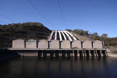 Tumut 3 hydroelectric power station