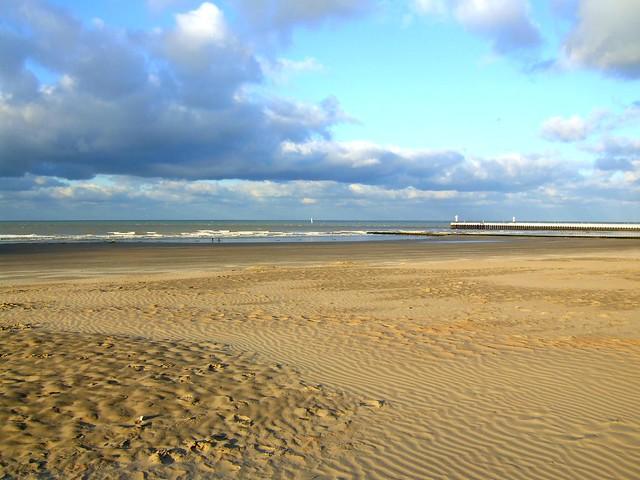 Nieuwpoort Beach