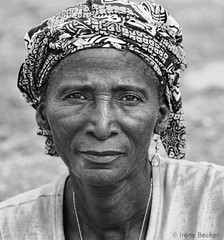 Portrait / Stone Crushers Women (Irene Becker) Tags: africa people bw woman marks portraiture westafrica nigeria tribes ng tribe selling 2010 tribu theface blackafrica nassarawa arewa northernnigeria canon7d doublyniceshot breakingstones tripleniceshot nasarawastate irenebecker stonecrushers nigerianimages nigerianphotos imagesofnigeria northnigeria facialtatto workingpeole irenebeckerorg nasarawaeggon ignourock nassarawaeggonarea nasarawaeggonarea nasarawaeggonareaofnasarawastate lafiaakwangaroad womenbreakingstones rocksbreakingdownintosmallerpiecesbywomen