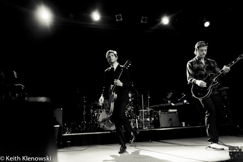 5913416426 3143758cf8 Photos: Interpol and Bad Veins Live @ Bogarts