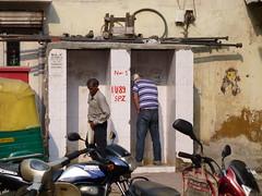Urinals, Paharganj (John Steedman) Tags: india delhi urinal urinals paharganj インド 印度 भारत دہلی देहली