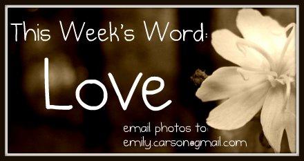 This Week's Word, Love