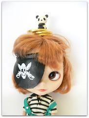 I'm a pirate!