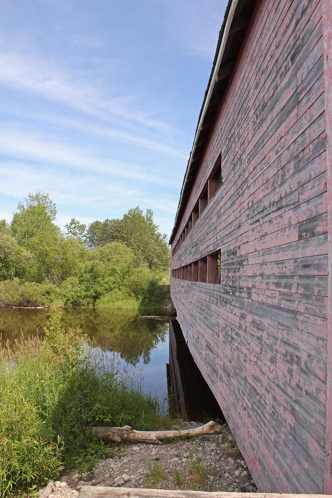 pont Taschereau (Villebois,Municipalité de Baie-James) 6