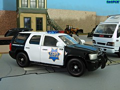 San Francisco CA, Police Department Tahoe Diecast (Phil's 1stPix) Tags: california ca chevrolet tahoe police olympus hobby replica explore chevy cop policecar collectible sanfranciso lawenforcement diorama sfpd scalemodel jada diecast diecastcar diecastmodel policetahoe diecasttruck diecastcollection diecastcollectible diecastvehicle policediecast 1stpix policemodel diecastdiorama emergencydiorama jadadiecast diecasttahoe jadatahoe heropatrol nottrue164