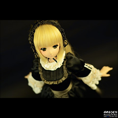 Gosick Victorique (AIKO[ARAEL]-) Tags: white doll cosplay album dream sd yuki bjd dd dollfie whitealbum morikawa arael  dollfiedream gosick  ddyuki yukimorikawa  dd  victorique victoriquedeblois