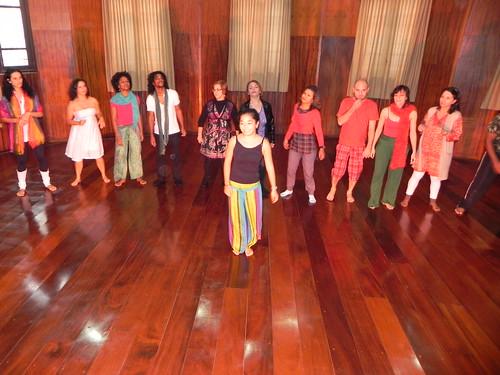 Rebeca dançando by Silvana Abreu