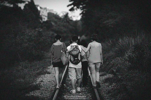 Railway Tracks - 001