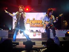 Psychic Lover (サイキックラバー) live @ Anime Friends 2011 - São Paulo, Brasil