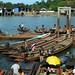Porto que conecta a Tailandia com Myanmar
