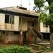 Casas coloniais da cidade de Mbanza Ngungu