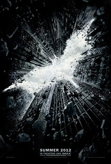 110713 - 2012年暑假科幻大片《黑暗騎士崛起 The Dark Knight Rises》正式公開第一張宣傳海報!