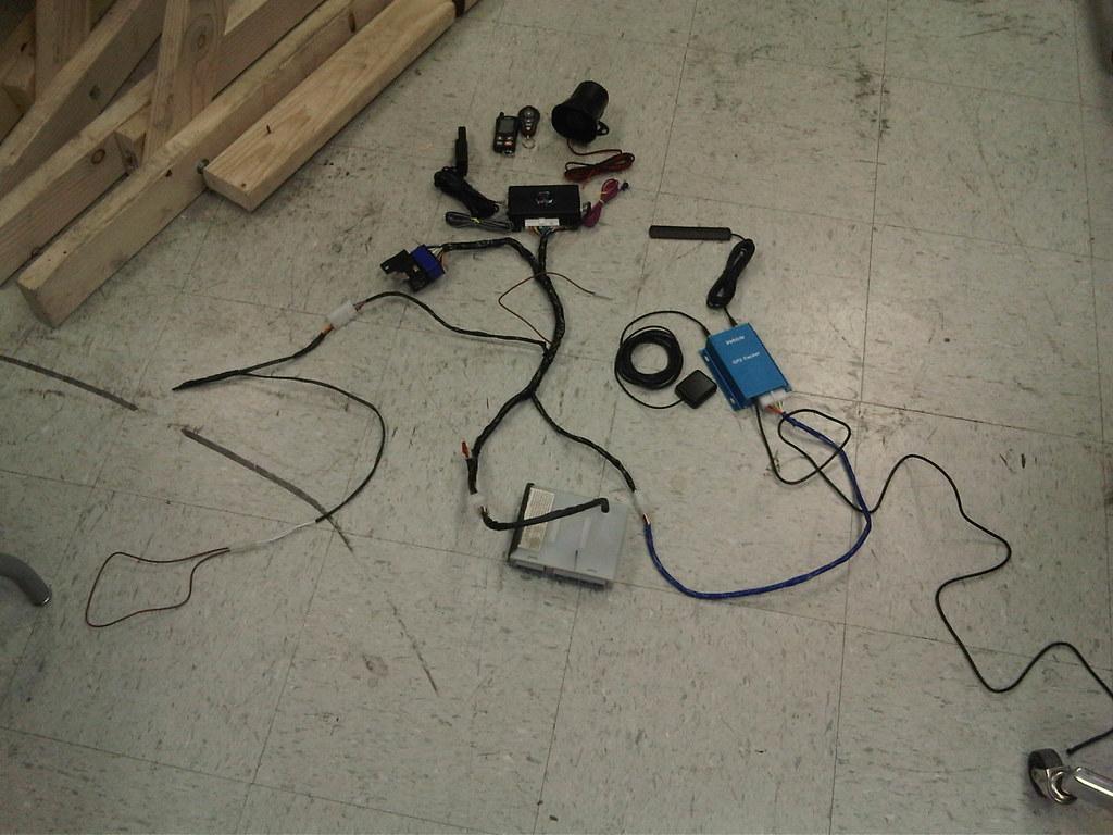o5MVTk Undoing Auto Wiring Harnesses on auto lighting, auto relays, auto furniture, auto oil, auto sensors, auto radiator,