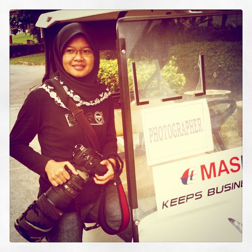 corporate golf tournament in Nilai Springs, Malaysia