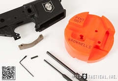 DIY AR-15 Build - Trigger Guard 01